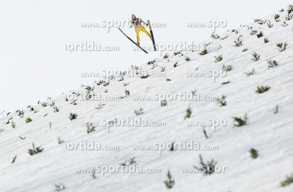 Daniel Andre Tande of Norway during the Ski Flying Hill Individual Competition on Day Two of FIS Ski Jumping World Cup Final 2017, on March 24, 2017 in Planica, Slovenia. Photo by Vid Ponikvar / Sportida