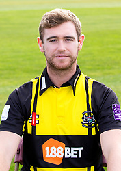 Ian Cockbain of Gloucestershire Cricket poses for a headshot in the Royal London One Day Cup kit - Mandatory by-line: Robbie Stephenson/JMP - 04/04/2016 - CRICKET - Bristol County Ground - Bristol, United Kingdom - Gloucestershire  - Gloucestershire Media Day