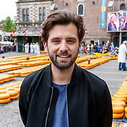 """NLD/Alkmaar/20180518 - Perspresentatie """"Nederland staat op tegen kanker"""" officiele start, Ruud Feltkamp"""