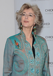 Maureen Lipman attends A special VIP performance of Peter Pan at The Chickenshed Theatre, Chase Side, London N14 on Sunday 4 January 2015