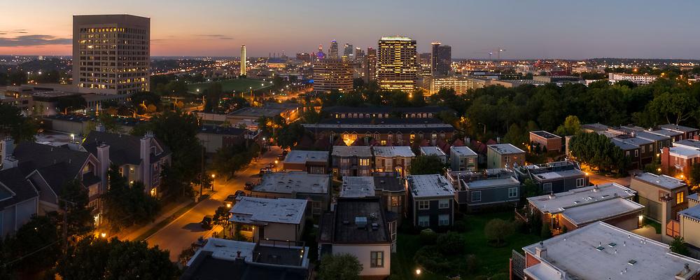 Union Hill neighborhood, Kansas City, Missouri