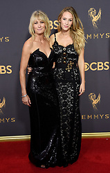 September 17, 2017 Los Angeles, CA Liev Schreiber 69th Emmy Awards - Arrivals held at the Microsoft Theatre L.A. Live © OConnor-Arroyo / AFF-USA.com. 17 Sep 2017 Pictured: Robin Wright and Dylan Penn. Photo credit: MEGA TheMegaAgency.com +1 888 505 6342