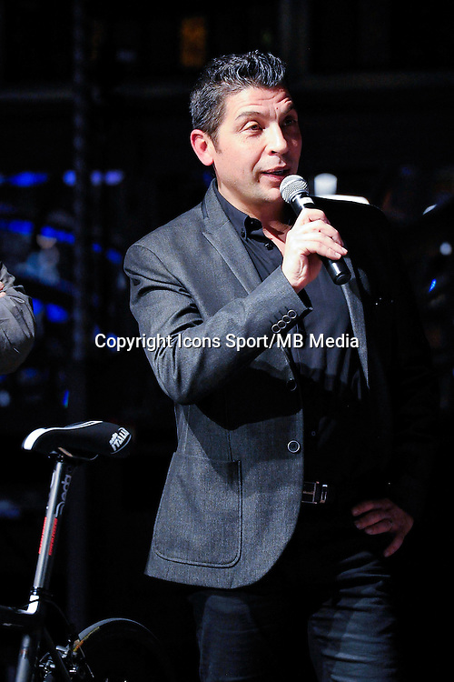 Stephan Gaudry - 23.01.2015 - Presentation Auber 93<br />