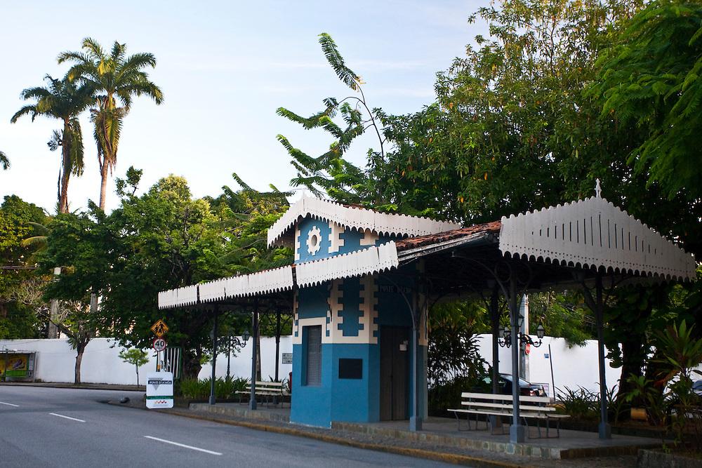 Recife_PE, Brasil..Estacao Ponte D´Uchoa em Recife, Pernambuco..Ponte D´Uchoa in Recife, Pernambuco..Foto: JOAO MARCOS ROSA / NITRO