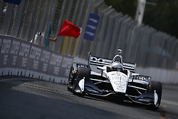 July 14, 2018 - Toronto, Ontario, Canada - SIMON PAGENAUD (22) of France takes to the track to practice for the Honda Indy Toronto at Streets of Toronto in Toronto, Ontario. (Credit Image: © Justin R. Noe Asp Inc/ASP via ZUMA Wire)