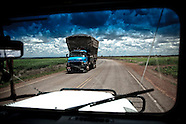 Destination: Brasilia, Brazil. Through the Windshield