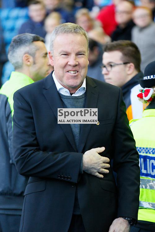 Kenny Jackett during Sheffield Wednesday v Wolves, SkyBet Championship, Sunday 20th December 2015, Hilsborough, Sheffield