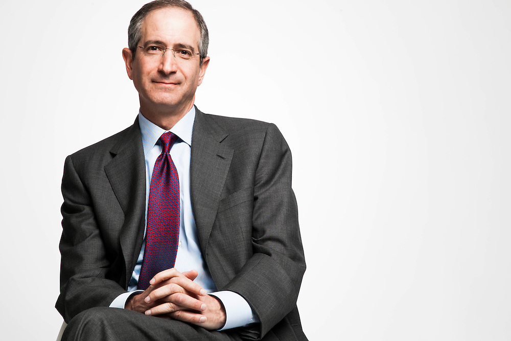Brian L. Roberts is the Chairman and Chief Executive Officer of the Comcast Corporation and was pictured at the company's headquarters in Philadelphia on April 1, 2010.