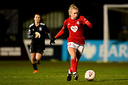 Katie Robinson of Bristol City - Mandatory by-line: Ryan Hiscott/JMP - 08/12/2019 - FOOTBALL - Stoke Gifford Stadium - Bristol, England - Bristol City Women v Birmingham City Women - Barclays FA Women's Super League