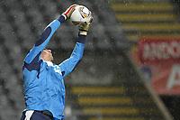 20111103 Braga: SC Braga vs. NK Maribor, UEFA Europa League, Group H, 4th round. In picture: Maribor keeper Handanovic. Photo: Pedro Benavente/Cityfiles
