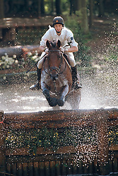 Van Rijckevorsel Constantijn (BEL) - Withcote Nelly<br /> CCI** Waregem 1998<br /> Photo © Dirk Caremans