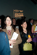 GILLIAN WEARING; MAUREEN PALEY, TODÕS Art Plus Drama Party 2011. Whitechapel GalleryÕs annual fundraising party in partnership  with TODÕS and supported by HarperÕs Bazaar. Whitechapel Gallery. London. 24 March 2011. -DO NOT ARCHIVE-© Copyright Photograph by Dafydd Jones. 248 Clapham Rd. London SW9 0PZ. Tel 0207 820 0771. www.dafjones.com.<br /> GILLIAN WEARING; MAUREEN PALEY, TOD'S Art Plus Drama Party 2011. Whitechapel Gallery's annual fundraising party in partnership  with TOD'S and supported by Harper's Bazaar. Whitechapel Gallery. London. 24 March 2011. -DO NOT ARCHIVE-© Copyright Photograph by Dafydd Jones. 248 Clapham Rd. London SW9 0PZ. Tel 0207 820 0771. www.dafjones.com.