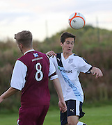 Greg Warwick - Arbroath Vics v Dundee 20s, Pre-season friendly at OgilvyPark<br /> <br />  - &copy; David Young - www.davidyoungphoto.co.uk - email: davidyoungphoto@gmail.com