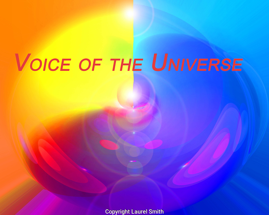 Voice of the Universe #1 ~<br />