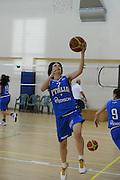 DESCRIZIONE : Roma Acqua Acetosa amichevole Nazionale Italia Donne<br /> GIOCATORE : Virginia Galbiati<br /> CATEGORIA : sottomano<br /> SQUADRA : Nazionale Italia femminile donne FIP<br /> EVENTO : amichevole Italia<br /> GARA : Italia Lazio Basket<br /> DATA : 27/03/2012<br /> SPORT : Pallacanestro<br /> AUTORE : Agenzia Ciamillo-Castoria/GiulioCiamillo<br /> Galleria : Fip Nazionali 2012<br /> Fotonotizia : Roma Acqua Acetosa amichevole Nazionale Italia Donne