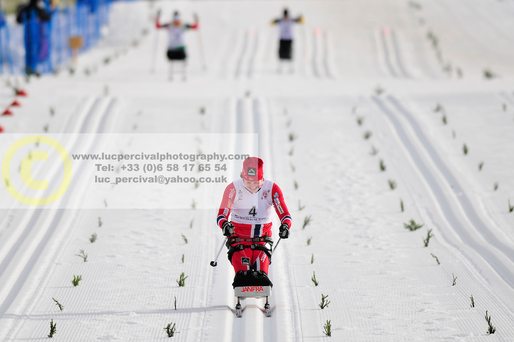 SKARSTEIN Birgit, NOR at the 2014 IPC Nordic Skiing World Cup Finals - Middle Distance