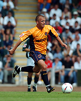PLYMOUTH ARGYLE/MILLWALLCHAMPIONS LEAGUE 07.08.04 PHOTO TIM PARKER FOTOSPORTS INTL<br />