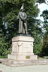 August 26, 2017 - Latvia - Latvia, Riga, 26.08.2017. A commemorative event in Riga in honor of the hero of the Patriotic War of 1812, the Russian commander Barclay de Tolly (Credit Image: © Russian Look via ZUMA Wire)