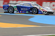June 13th 2010, 24h Le Mans, Saleen S7R Larbe Competition Team, Peter Kox (NLD)