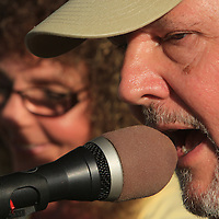 Secret Drive performs during Big Dawg's Golf Tournament at Magnolia Greens in Leland, N.C.