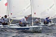 2016 Olympic Sailing Games-Rio-Brazil, ANP Copyright Olympische Spelen Zeilen, ls-ESA- Enrique Jose Arathoon Pacas- Laser Standaard