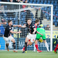 Falkirk 1 v 1 Ayr United, Scottish Championship 14/1/2017, The Falkirk Stadium.