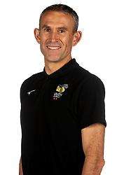 Wasps Netball Physiotherapist Andrew Holbrook - Mandatory by-line: Robbie Stephenson/JMP - 02/11/2019 - NETBALL - Ricoh Arena - Coventry, England - Wasps Netball Headshots