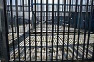 Roma 7 Febbraio  2014<br /> Il Centro di identificazione ed espulsione (CIE), per immigrati di Ponte Galeria a Roma.<br />   Center for Identification and Expulsion (CIE) for immigrants from Ponte Galeria in Rome.