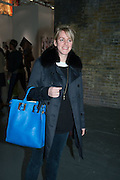 LAURA PARKER BOWLES, Art13 London First night, Olympia Grand Hall, London. 28 February 2013