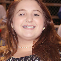 GOOD MORNING<br /> from Addison Earnest who was spotted in the stands at Vardaman Homecoming Friday night, Sept. 30, 2016.