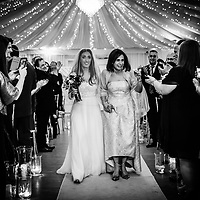 17.12.2017 <br /> Natalie and Oliver at Quendon Hall. <br /> (C) Blake Ezra Photography Ltd. 2017