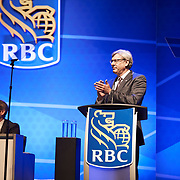 Dave McKay is the President and CEO of the Royal Bank of Canada, one of Canada's largest banks and one of the largest banks in the world by market capitalization