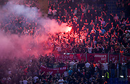 FUSSBALL CHAMPIONS LEAGUE SAISON 2017/2018 HALBFINALE, AS Rom - FC Liverpool