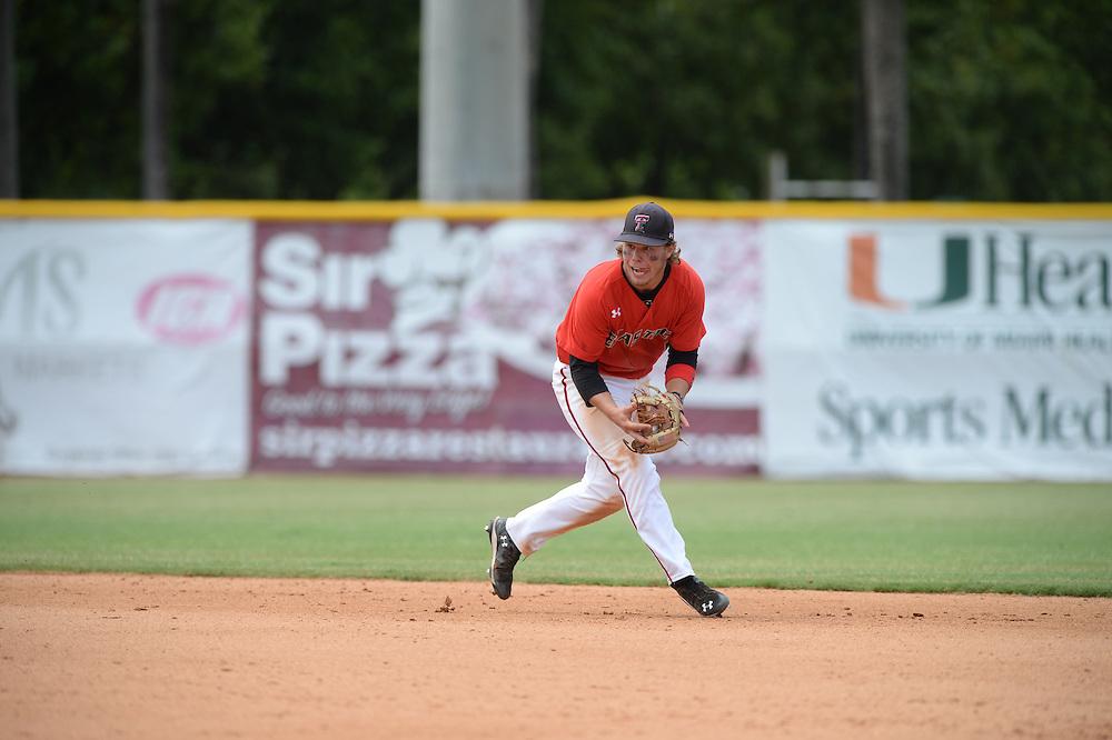 2014 Texas Tech Baseball vs Columbia<br /> Coral Gables Regional