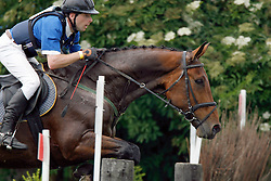 Grouwels Sven - Vennoot van de Melle<br /> Nationaal Kampioenschap Eventing LRV<br /> Tongeren 2007<br /> Photo © Hippo Foto