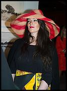 JAUBE BRAHMS, Sotheby's Frieze week party. New Bond St. London. 15 October 2014.