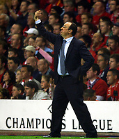 LIVERPOOL V CHELSEA 03/05/2005  (1-0) CHAMPIONS LEAGUE SEMI-FINAL 2ND LEG<br />