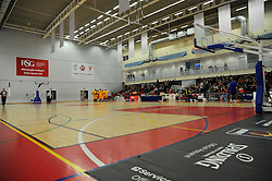 Bristol Flyers' Wise Arena - Photo mandatory by-line: Nizaam Jones - Mobile: 07583 3878221 - 08/11/2014 - SPORT - Basketball - Bristol - SGS Wise Campus - Bristol Flyers v  - Sheffield Sharks.