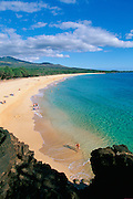 Makena, Big Beach, Maui, Hawaii, USA<br />