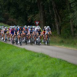 Boels Rental Ladies Tour  peloton during 1th stage Roden