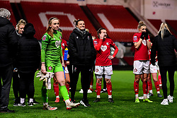 Chloe Logarzo of Bristol City Women - Mandatory by-line: Ryan Hiscott/JMP - 17/02/2020 - FOOTBALL - Ashton Gate Stadium - Bristol, England - Bristol City Women v Everton Women - Women's FA Cup fifth round