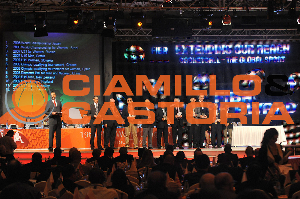 DESCRIZIONE : Istanbul Turchia Turkey Men World Championship 2010 Campionati Mondiali<br />GIOCATORE : <br /> SQUADRA : <br />EVENTO : Istanbul Turchia Turkey Men World Championship 2010 Campionato Mondiale 2010 FIBA World Congress<br />GARA :<br />DATA : 06/09/2010<br />CATEGORIA :<br />SPORT : Pallacanestro <br />AUTORE : Agenzia Ciamillo-Castoria/<br />Galleria : Turkey World Championship 2010<br />Fotonotizia : Istanbul Turchia Turkey Men World Championship 2010 Campionati Mondiali FIBA Wold Congress<br />Predefinita :
