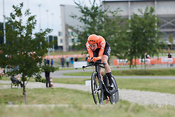 Riejanne Markus (NED) at Boels Ladies Tour 2019 - Prologue, a 3.8 km individual time trial at Tom Dumoulin Bike Park, Sittard - Geleen, Netherlands on September 3, 2019. Photo by Sean Robinson/velofocus.com