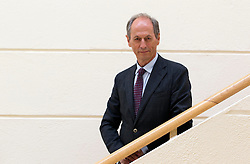 Repro Free: 02/09/2013 &quot;Poorer People up to 70% more likely to get some cancers&quot; <br /> Professor Sir Michael Marmot, international expert on inequalities in health and Director of the University College London Institute of Health Equity received the Irish Cancer Society&rsquo;s Charles Cully Medal at the ceremony in the National Gallery Dublin. Speaking during the annual Charles Cully Lecture, he highlighted the stark differences in the incidence of cancer are caused by economic and social inequalities. Picture Andres Poveda