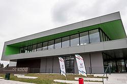31-03-2018 NED: Finale A Volleybaldirect Open, Koog aan de Zaan<br /> 16 teams meisjes en jongens A streden om het Nederlands Kampioenschap / De hal van Koog op de Zaan