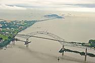 Bridge of the Americas. Panama.