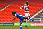 Ben Sheaf of Doncaster Rovers (6) in action during the EFL Sky Bet League 1 match between Doncaster Rovers and Gillingham at the Keepmoat Stadium, Doncaster, England on 3 August 2019.