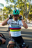 Peter Sagan at the Peoples Choice Classic criterium at the start of the Tour Down Under, Australia on the 14 of January 2018 ( Credit Image: © Gary Francis / ZUMA WIRE SERVICE )