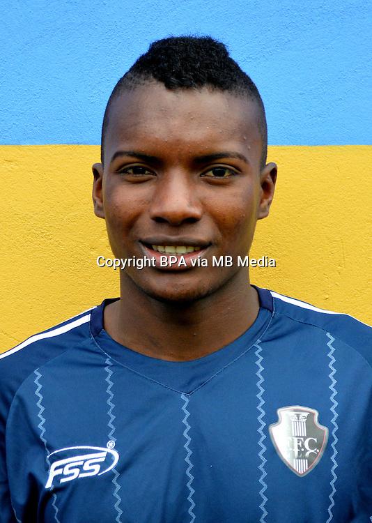 Colombia League - Postobom Liga 2014-2015 -<br /> Fortaleza Futbol Club  - Colombia / <br /> Juan Ferney Otero