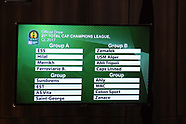 Cairo: CAF Champions League Draw 2017